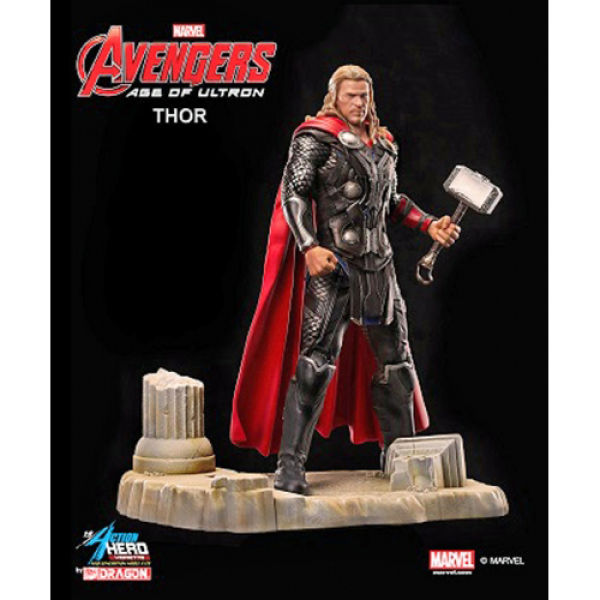 Dragon Action Heroes Marvel Age Of Ultron Thor 1 9 Scale