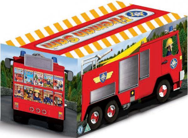 Fireman Sam Jupiter Box Set Dvd Zavvi