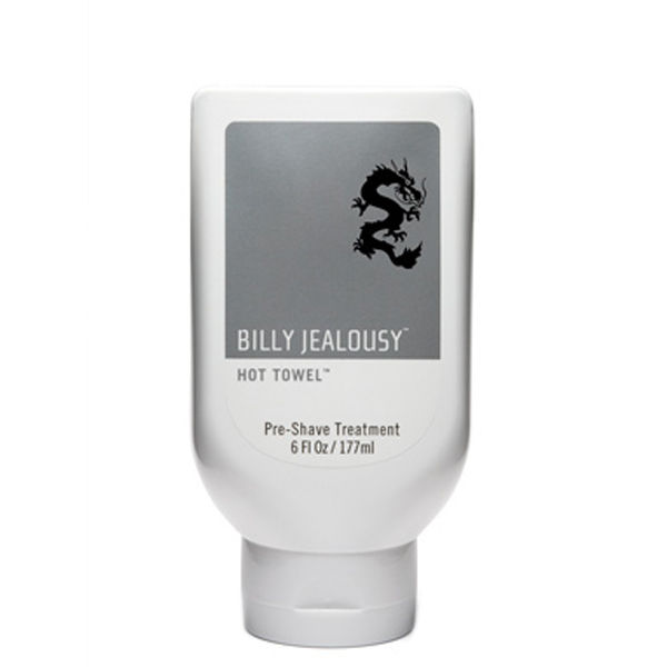 Billy Jealousy Men's Hot Towel Pre-Shave Treatment (177ml)