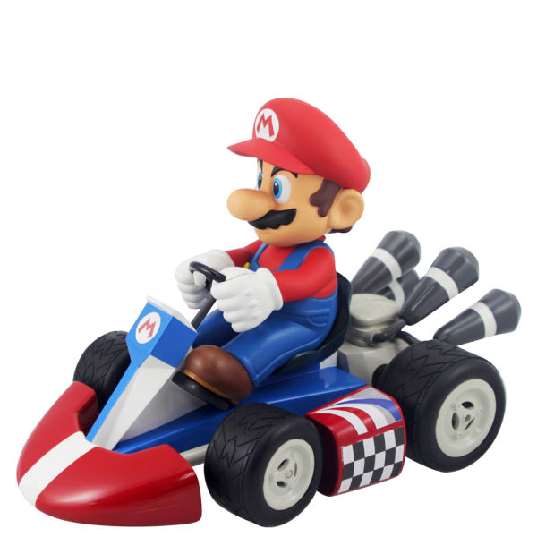 Mario Kart Wireless Remote Control Car Super Mario 10cm