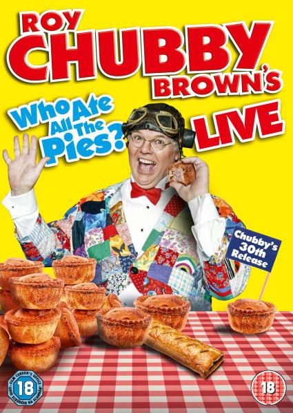 Roy chubby brown latest dvd