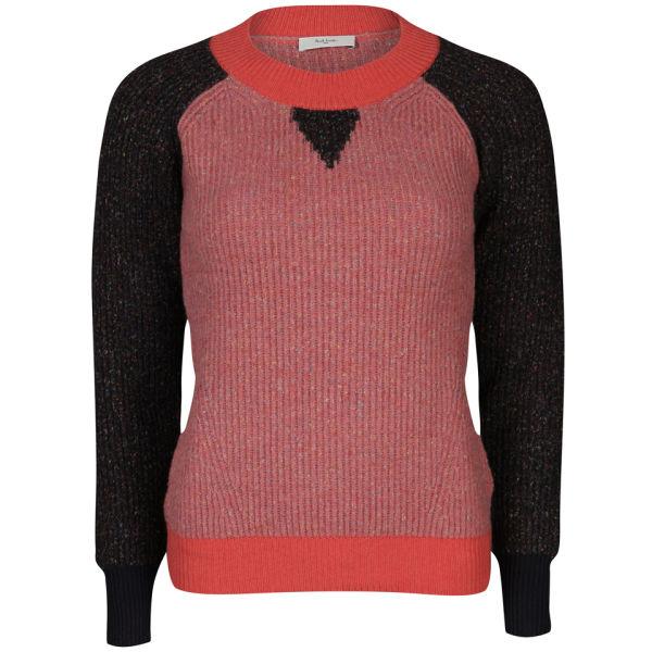 Paul by Paul Smith Women's Sweater - Dark Orange