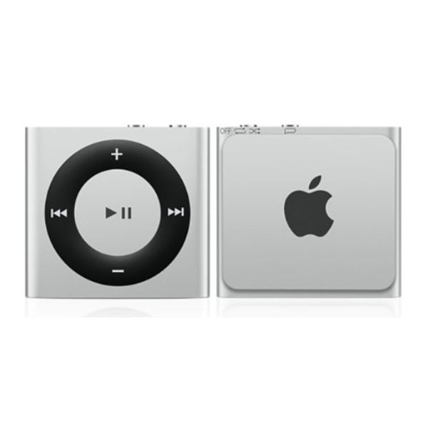apple ipod shuffle 2gb 4th gen silver iwoot. Black Bedroom Furniture Sets. Home Design Ideas