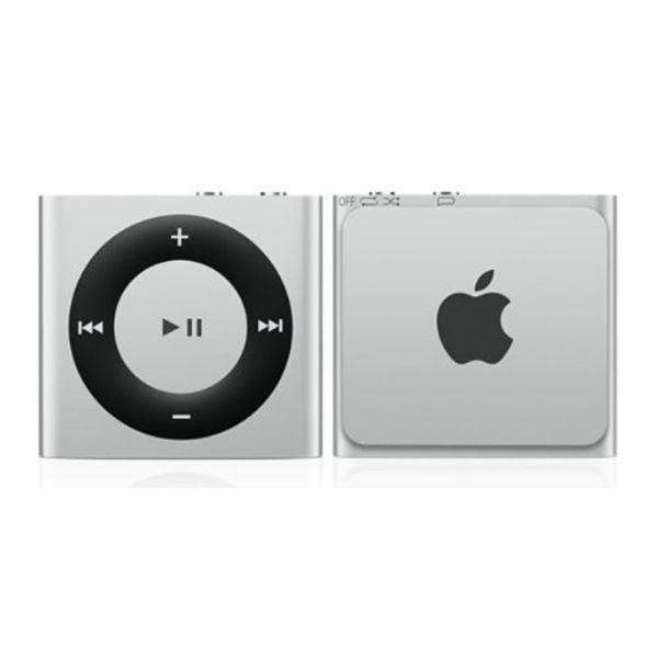 apple ipod shuffle 2gb 4th gen silver iwoot. Black Bedroom Furniture Sets. Home Design Ideas