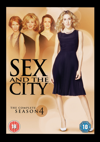 Sex & The City - Series 4 Box Set