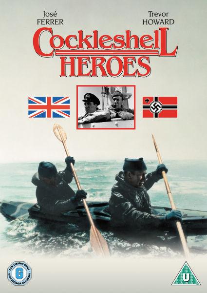 Cockleshell Heroes Dvd Zavvi