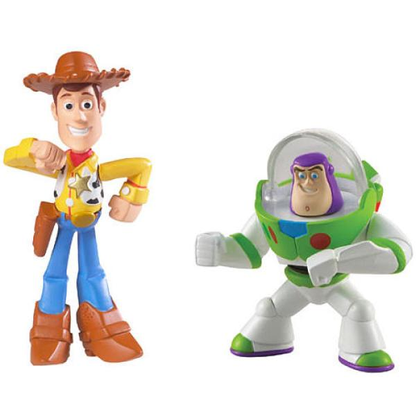 Toy Story 3 Buddy Pack Communitcator Buzz And Walking Woody Toys Thehut Com