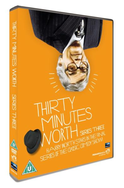 Thirty Minutes Worth – Series Three
