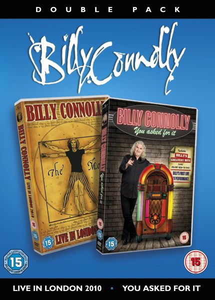 Billy Connolly Live - Box Set