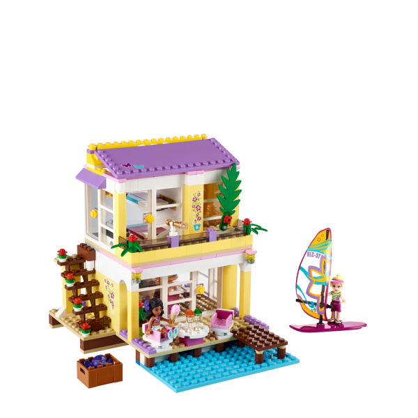 LEGO LEGO Friends Stephanies Beach House (41037)      Toys