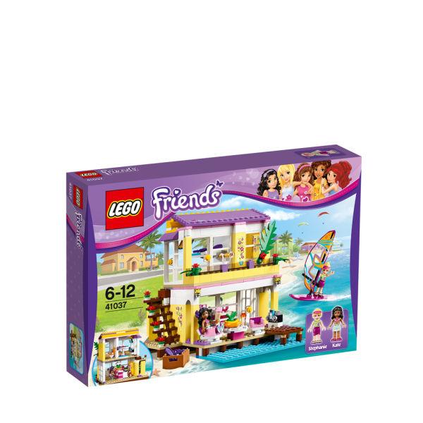LEGO LEGO Friends Stephanies Beach House (41037)      Toys