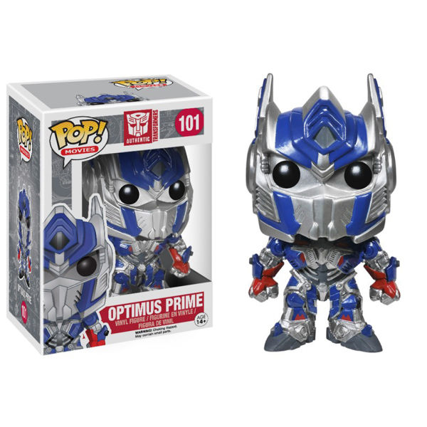 Tranformers Optimus Prime Pop! Vinyl Figure