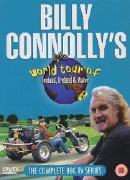 Billy Connolly World Tour Of England Ireland And Wales