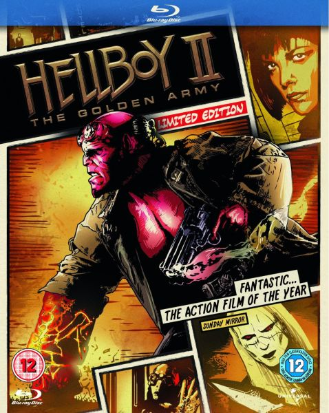 Hellboy 2 Édition Reel Heroes