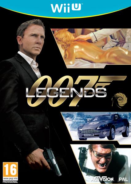 James Bond 007 Legends Wii U Zavvi