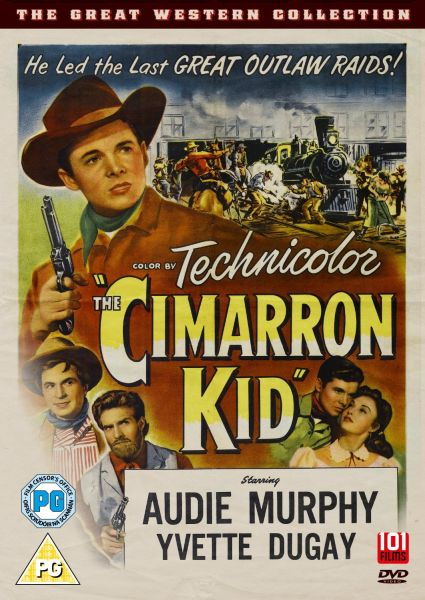 The Cimarron Kid (Great Western Collection)