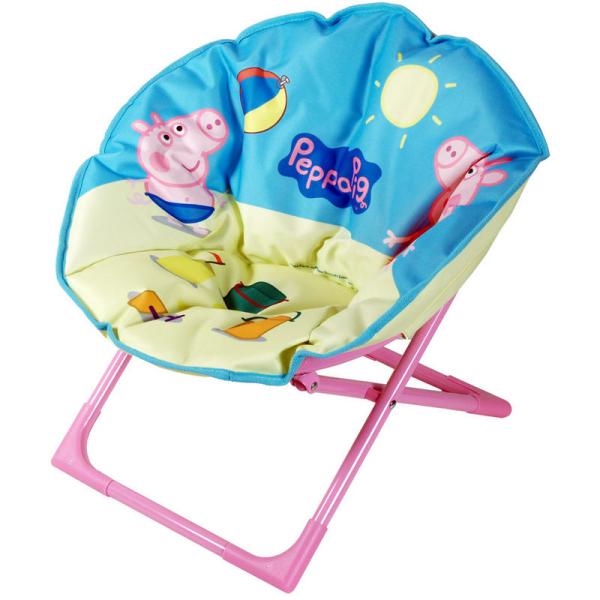Peppa Pig Oval Folding Chair Toys Zavvi