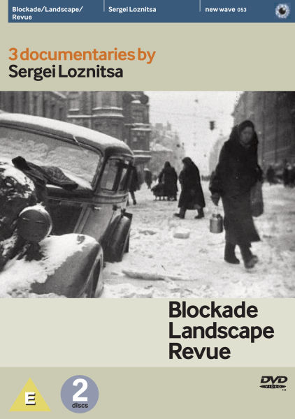 Sergei Loznitsa Box Set: Blockade / Landscape / Revue