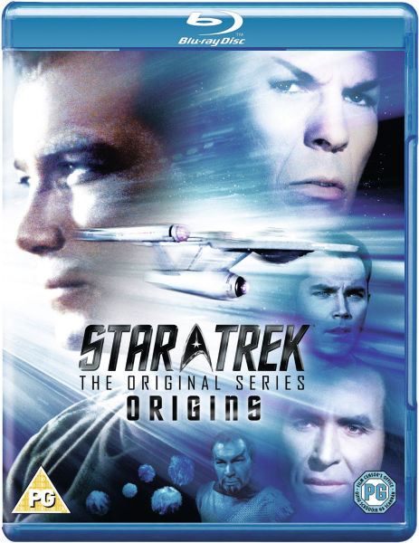 Star Trek: Origins - The Original Series
