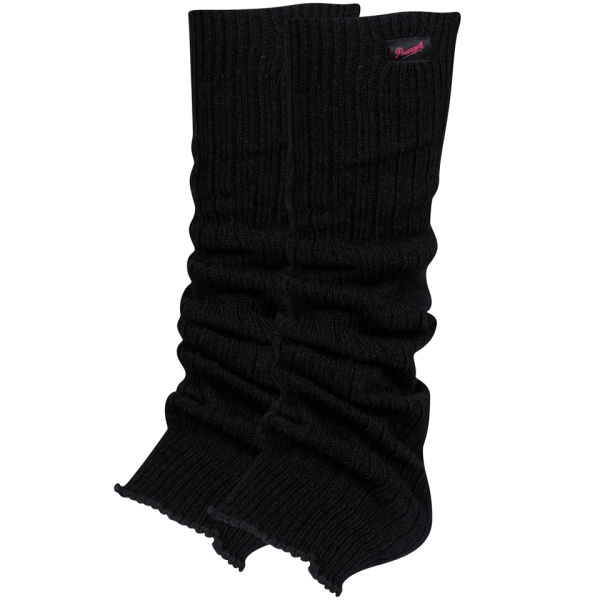Pineapple Women's Leg Warmer - Black