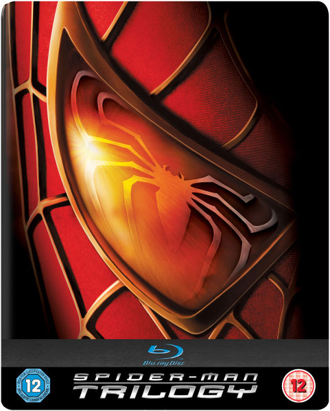Spider-Man Trilogy - Steelbook Edition