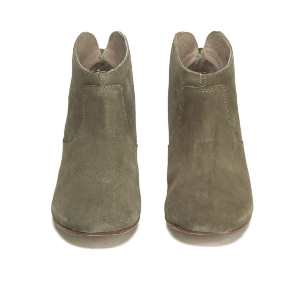 hudson s kiver suede heeled ankle boots
