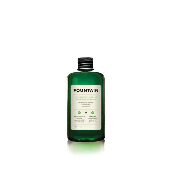 Complemento alimentario de belleza Fountain The Super Green Molecule