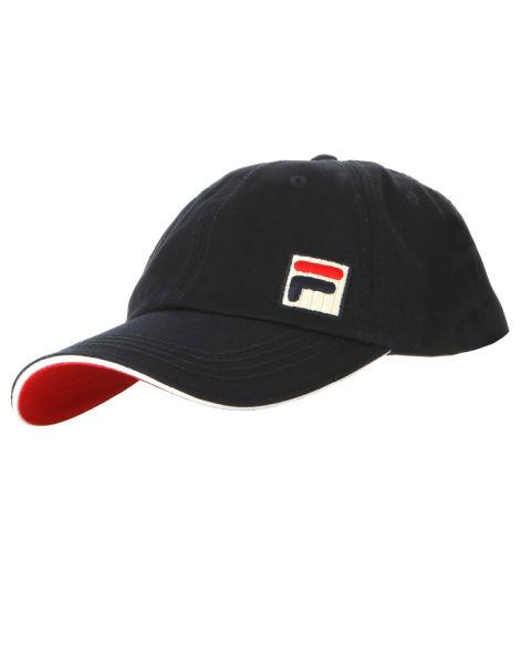 FILA Vintage Baseball Cap - Peacoat  Image 1 7be15af5572