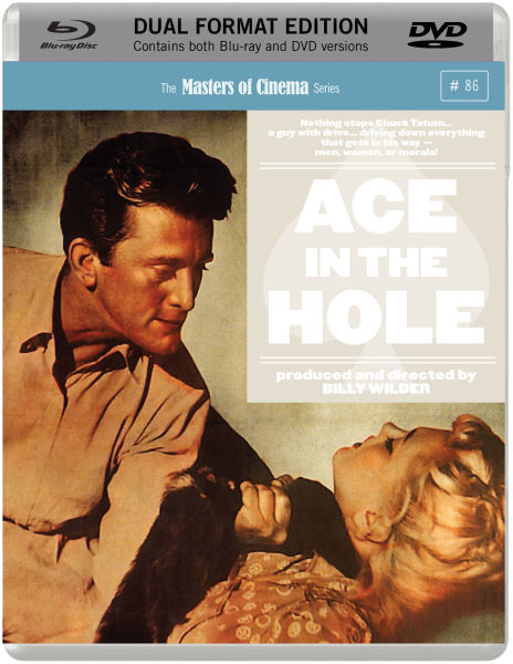 Ace in the Hole - Dual Format Edition (Masters of Cinema)