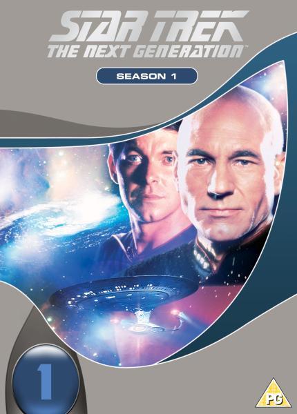 Star Trek Next Generation - Season 1 Box Set