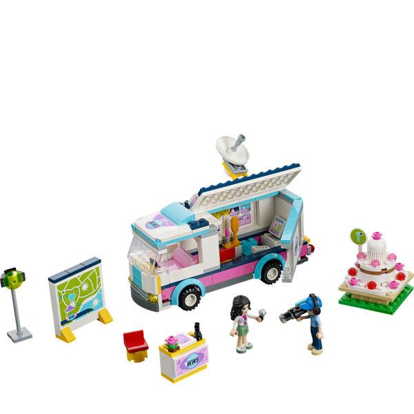 LEGO LEGO Friends Heartlake News Van (41056)      Toys