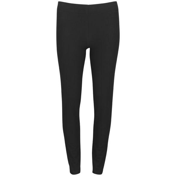 Joseph Women's Gabardine Stretch Legging - Black