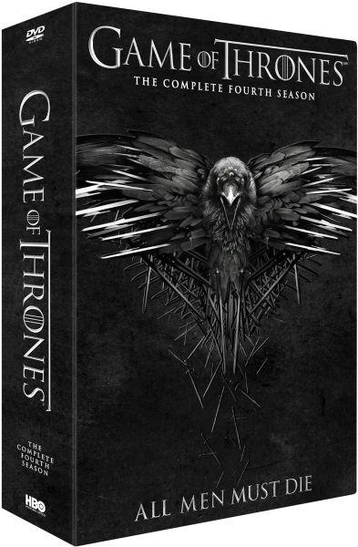 Game of Thrones - Season 4 DVD | Zavvi