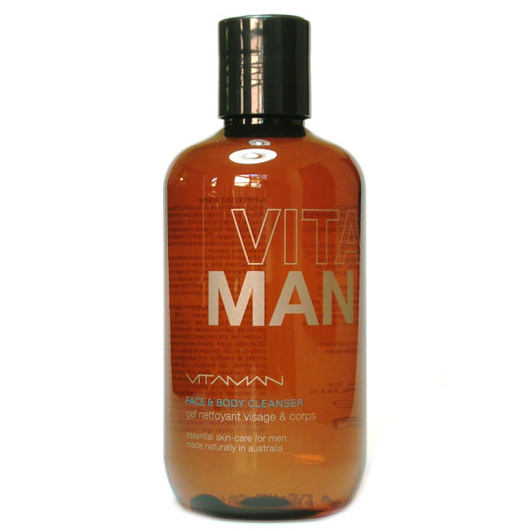Vitaman Face & Body Cleanser (250 ml)
