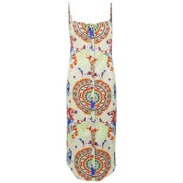 Mara Hoffman Women's Easy Dress - Jungle Trip White