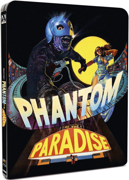 Phantom of the Paradise - Limited Edition Steelbook