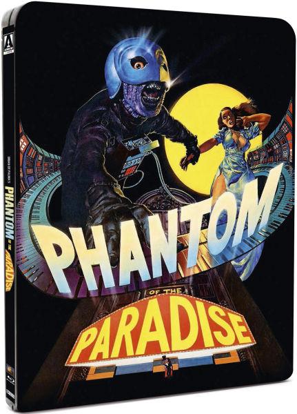 Phantom of the Paradise - Steelbook Édition Limitée