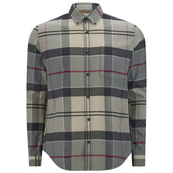 Barbour Men's Johnny 'Original Tartan' Long Sleeve Shirt - Dress Tartan