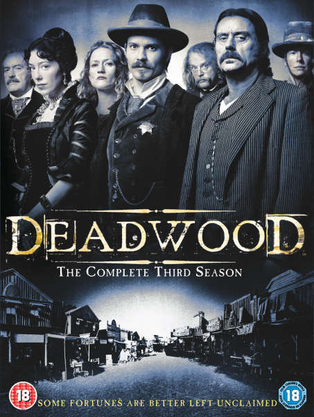 Deadwood Season 3 Dvd Zavvi