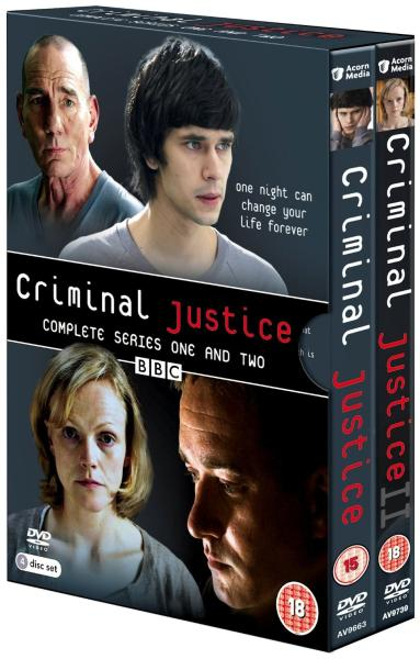 Criminal Justice: Complete Boxed Set