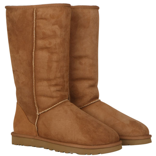 UGG Women's Classic Tall Boots - Chestnut