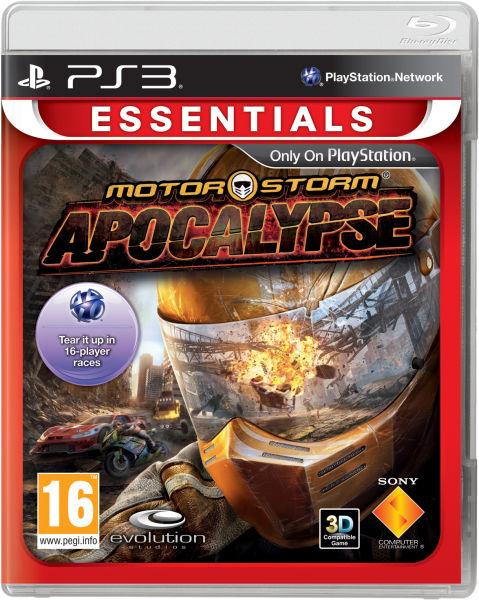 Motorstorm Apocalypse: Essentials