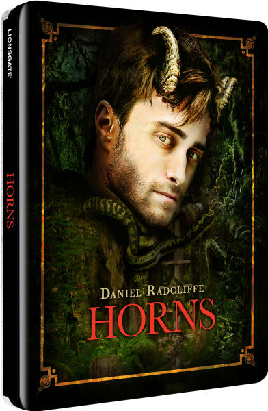 Horns - Zavvi Exclusive Limited Edition Steelbook (UK EDITION)