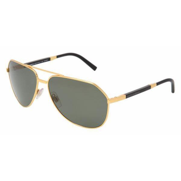 Dolce And Gabbana Gold Sunglasses  dolce gabbana 2073k special edition gold aviator sunglasses
