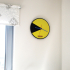 Pac-Man Wall Clock: Image 2