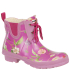 Hunter Women's Hunter for RHS Pull-On Wellies - Violet: Image 1