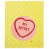 Love Hearts Set of 3 Notebooks: Diary, Address Book and Journal: Image 2
