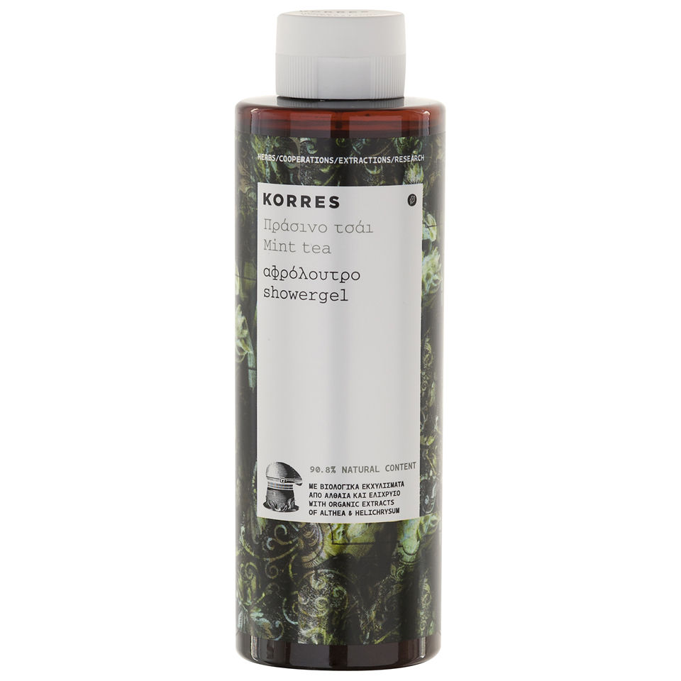 korres-mint-tea-shower-gel-250ml