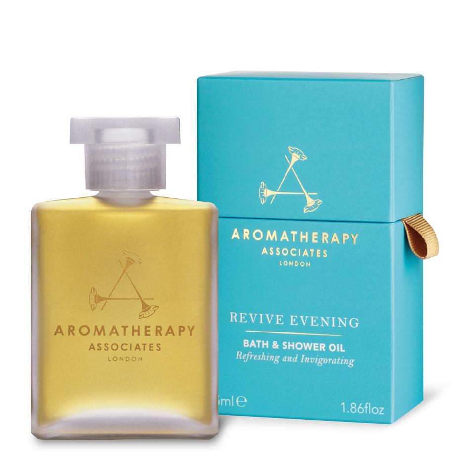Купить Восстанавливающее вечернее масло для ванны и душа Aromatherapy Associates Revive Evening Bath & Shower Oil 55мл