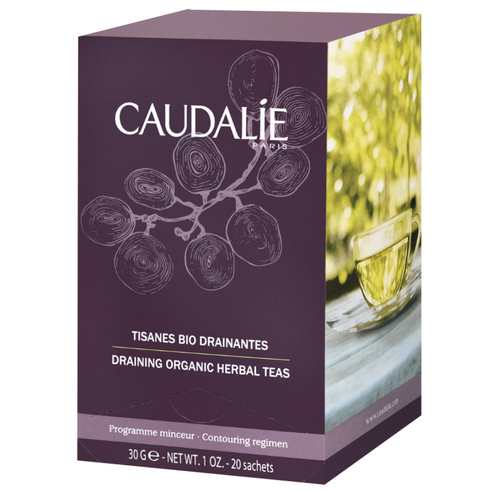 caudalie-draining-organic-herbal-tea-20-sachets